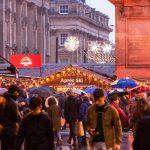 Christmas comes to Newcastle